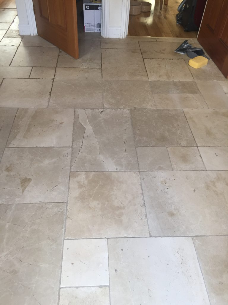 Natural stone floors uptown tiling natural stone floors dailygadgetfo Gallery